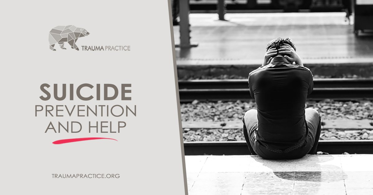 Suicide: Prevention and Help